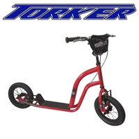 "Torker Scooter - Power Plant - 12"" - Red"