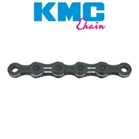 "KMC Bike Chain - X11ELBK - 11 Speed - 1/2"" x 11/128"" - 116L - Blacktech"
