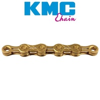 "KMC Bike Chain - X11ELGO - 11 Speed - 1/2"" x 11/128"" - 116L - Gold"