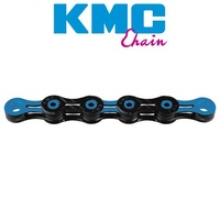 "KMC Bike Chain - XLLSLBL - 11 Speed - 1/2"" x 11/128"" - 116L - Blue"
