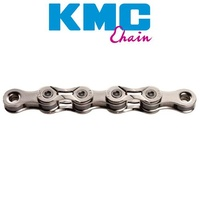 "KMC Bike Chain - X8 - 8 Speed - 1/2"" x 3/32"" - 116L - Silver/Grey"