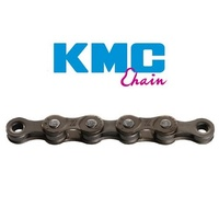 "KMC Bike Chain - Z51 - 6-8 Speed - 1/2"" x 3/32"" - 116L - Brown"