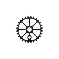 Tree 4130 Heat Treated Bolt Drive BMX Sprocket 25T - Black