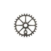 Tree 4130 Heat Treated Bolt Drive BMX Sprocket 25T - Raw