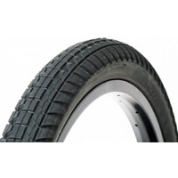 "Fly Bikes Ruben Rampera BMX Tyre - 20 x 2.35"" - Black BMX Bike Tire"