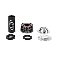 Shadow Conspiracy Stacked BMX Bottom Bracket Mid 22mm - Raw Polish