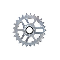 The Shadow Conspiracy Align BMX Sprocket - 28T Polished Bike Sprocket