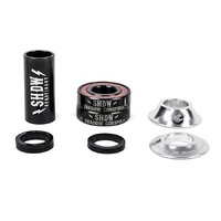 Shadow Conspiracy Stacked BMX Bottom Bracket Spanish 22mm - Polished