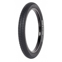 The Shadow Conspiracy Contender featherweight Folding BMX Tyre 20 x 2.20 - 110psi Black Bike Tire