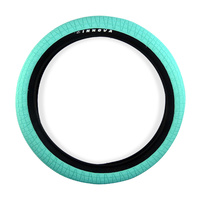 "Innova BMX Tyre 20"" x 2.30 Aqua with Black sidewall - BMX Tire"