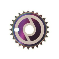 Primo Solid Sprocket Oil Slick 25T BMX Sprocket - Oil Slick 25 Tooth