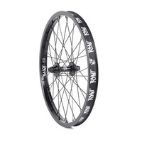 Rant Party On Sealed Front BMX Wheel 36h - Black Front Wheel Only