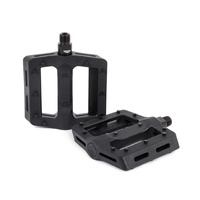 The Shadow Conspiracy BMX Pedals - Surface PC - Black