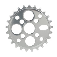 Rant Ikon BMX Sprocket - 25T Silver Bike Sprocket