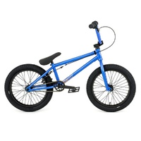 "Flybikes Nova 18"" RHD Complete Bike - Metallic Blue BMX - BRAND NEW 2018"
