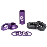 Rant BMX 22mm Mid Bottom Bracket - Purple