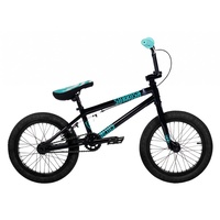 "Subrosa Altus 16"" Complete BMX Bike - Gloss Black BMX Bike - 2019"