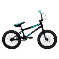 Subrosa Altus Complete BMX Bike - Gloss Black BMX Bike - 2019