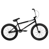 Subrosa Tiro XL Complete BMX Bike - Gloss Black BMX Bike - 2019