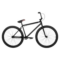 "Subrosa Salvador 26"" Complete BMX Bike - Black on Black BMX Bike - 2019"