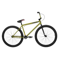 "Subrosa Salvador 26"" Complete BMX Bike - Satin Army Green BMX Bike - 2019"
