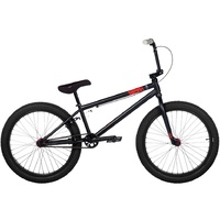 Subrosa Malum 22 Complete BMX Bike - Satin Black BMX Bike - 2019
