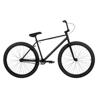 "Subrosa Malum DTT 26"" Complete BMX Bike - Black on Black BMX - 2019"