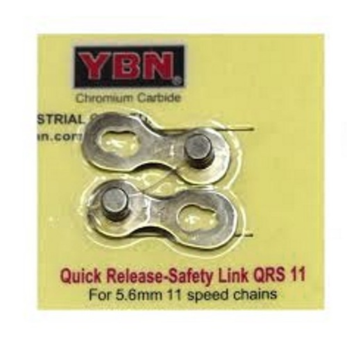 YBN 11 Speed Quick Release Safety Link QRS - 11 Speed Chain Connector Link
